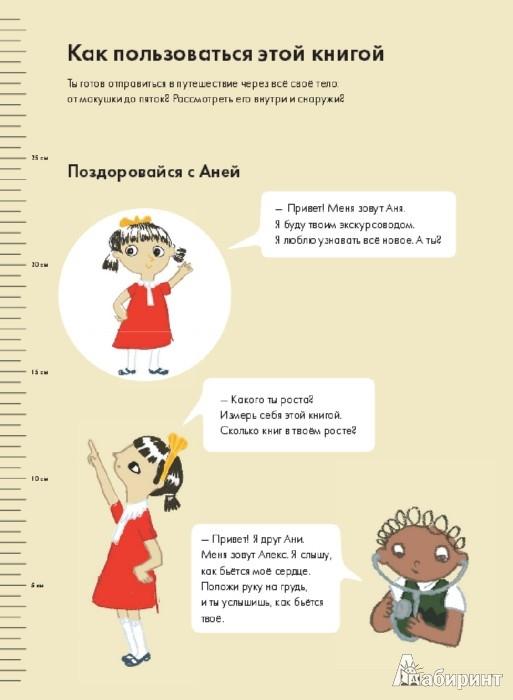 Иллюстрация 1 из 36 для Мое тело от макушки до пяток - Софи Дэвус | Лабиринт - книги. Источник: Лабиринт