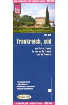 France Southern (1:425.000)