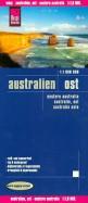 Australien. Ost. 1:1 800 000