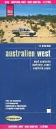 Australien. West. 1:1 800 000