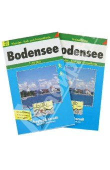 Bodensee. 1:50 000Атласы и карты мира<br>Explore the Constance Lake (in German: Bodensee) with this Freytag&amp;amp;Berndt topographical outdoor activities map. The best way to plan your trip, to prepare your itinerary, and to travel independently in this part of Northern Switzerland and Southern Germany.<br>The legend is in English, German, French, and Italian. Touristic information in a booklet (only in German!)<br>