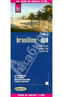 Brazil, South 1:1 200 000