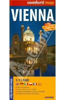Vienna. 1:15 000