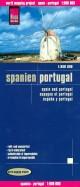 Испания и Португалия. Карта. 1:900 000
