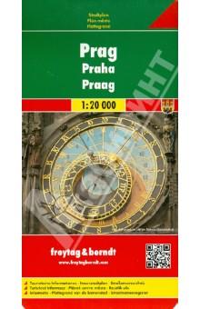 Praga. 1:20 000