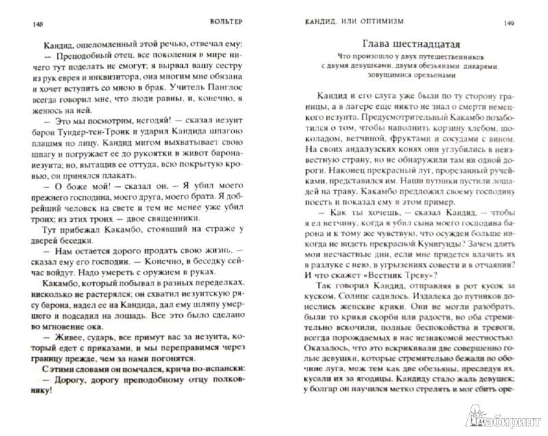 Иллюстрация 1 из 35 для Философские повести - Вольтер | Лабиринт - книги. Источник: Лабиринт