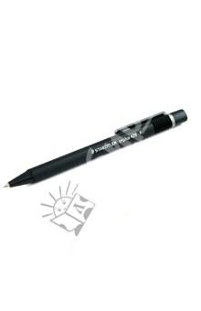 Шариковая ручка Triplus, F 0,3 мм, черная (426F-9)Ручки шариковые автоматические черные<br>Автоматическая, многоразовая шариковая ручка;<br>Эргономичный трехгранный корпус для письма без усилий и усталости;<br>Не смываемые чернила, устойчивые к стиранию, влажной среде и химическим реагентам;<br>Цвет чернил соответствует цвету корпуса;<br>Идеально подходит для повседневного использования дома, на работе и в школе;<br>Функция  автоматического выравнивания давления, предотвращение от утечки чернил в полете; <br>Мягкое и плавное письмо; <br>Толщина линии: 0,3 мм.<br>Сделано в Германии.<br>
