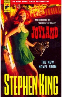 JoylandХудожественная литература на англ. языке<br>A stunning new novel from one of the best-selling authors of all time! Set in a small-town North Carolina amusement park in 1973, Joyland tells the story of the summer in which college student Devin Jones comes to work as a carny and confronts the legacy of a vicious murder, the fate of a dying child, and the ways both will change his life forever. I love crime, I love mysteries, and I love ghosts. That combo made Hard Case Crime the perfect venue for this book, which is one of my favorites. I also loved the paperbacks I grew up with as a kid, and for that reason, were going to hold off on e-publishing this one for the time being. Joyland will be coming out in paperback, and folks who want to read it will have to buy the actual book. Stephen King<br>