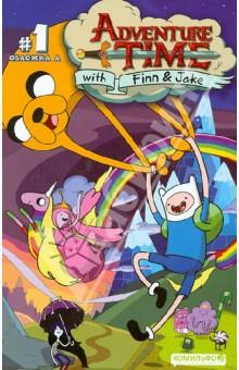 Время приключений с Финном и Джейком. Часть первая