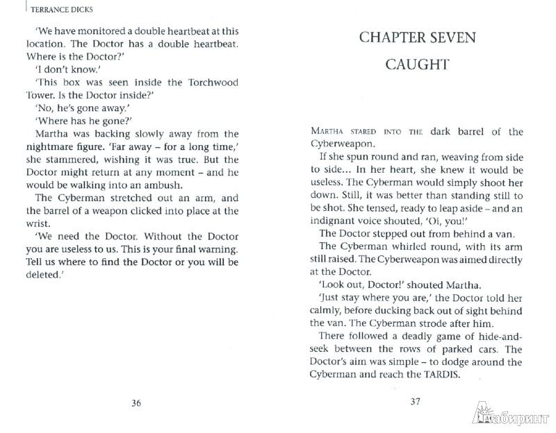 Иллюстрация 1 из 8 для Doctor Who: Made of Steel - Terrance Dicks   Лабиринт - книги. Источник: Лабиринт