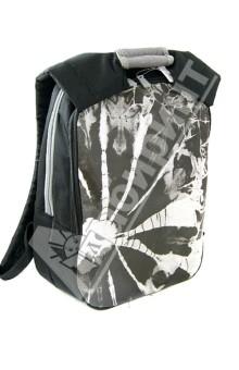 Рюкзак AQUARELLE. С отделением для ноутбука (830556)Рюкзаки школьные<br>Рюкзак с отделением для ноутбука<br>2 больших отделения на молнии<br>Удобная спинка и лямки<br>Сделано в Китае<br>