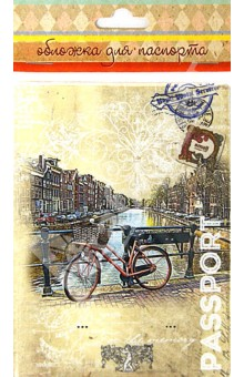 Обложка для паспорта (32401) Феникс-Презент