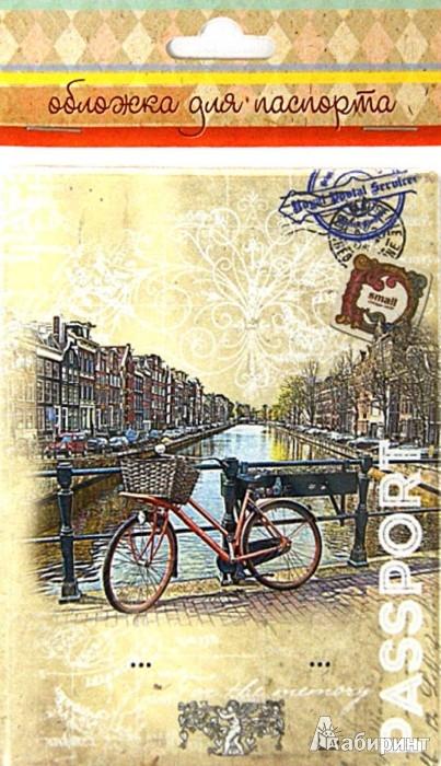 Иллюстрация 1 из 14 для Обложка для паспорта (32401) | Лабиринт - канцтовы. Источник: Лабиринт