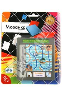 Настольная игра Пират. Мозаика Руденко