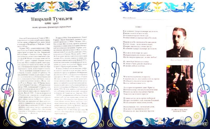 Иллюстрация 1 из 8 для Серебряный век русской поэзии (в футляре)   Лабиринт - книги. Источник: Лабиринт