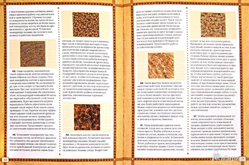 Иллюстрация 1 из 14 для Выжигание по дереву - Стефан Пул | Лабиринт - книги. Источник: Лабиринт