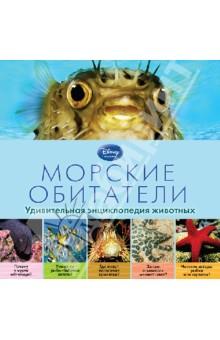 Морские обитатели. Удивительная энциклопедия животныхЖивотный и растительный мир<br>Герои Disney приглашают маленьких читателей в таинственный подводный мир! В компании любимых персонажей ребёнок узнает о том, почему рыбы сбиваются в стайки, где пасутся морские коньки, зачем скатам электричество… Малыша ждут не только любопытнейшие факты, изложенные доступным и увлекательным языком, но и восхитительные фотографии - большие, яркие и красочные! А ещё благодаря этой книге ребёнок разовьёт познавательные способности, кругозор и структурное мышление, а также получит первый опыт работы с энциклопедической литературой.<br>Для младшего школьного возраста.<br>2-е издание.<br>
