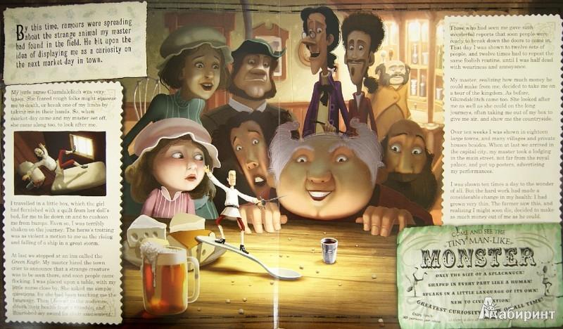 Иллюстрация 1 из 2 для Jonathan Swift's Gulliver's Travels - Harriet Castor | Лабиринт - книги. Источник: Лабиринт