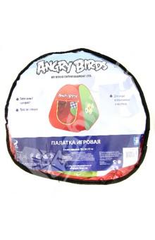 """Детская игровая палатка в сумке """"Angry Birds"""" (Т56163)"""