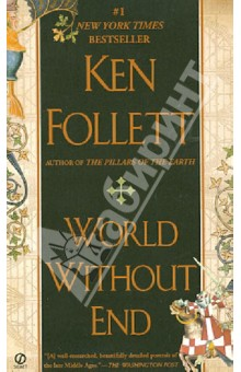 World Without EndХудожественная литература на англ. языке<br>n 1989 Ken Follett astonished the literary world with The Pillars of the Earth, a sweeping epic novel set in twelfth-century England centered on the building of a cathedral and many of the hundreds of lives it affected. Critics were overwhelmed-it will hold you, fascinate you, surround you (Chicago Tribune)-and readers everywhere hoped for a sequel. <br>World Without End takes place in the same town of Kingsbridge, two centuries after the townspeople finished building the exquisite Gothic cathedral that was at the heart of The Pillars of the Earth. The cathedral and the priory are again at the center of a web of love and hate, greed and pride, ambition and revenge, but this sequel stands on its own. This time the men and women of an extraordinary cast of characters find themselves at a crossroad of new ideas- about medicine, commerce, architecture, and justice. In a world where proponents of the old ways fiercely battle those with progressive minds, the intrigue and tension quickly reach a boiling point against the devastating backdrop of the greatest natural disaster ever to strike the human race-the Black Death. <br>Three years in the writing, and nearly eighteen years since its predecessor, World Without End breathes new life into the epic historical novel and once again shows that Ken Follett is a masterful author writing at the top of his craft.<br>