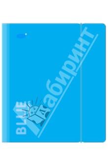 """Тетрадь со сменным блоком 120 листов, клетка """"Blue"""" (83329)"""