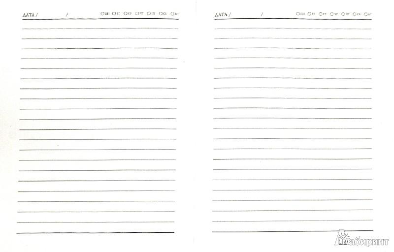 Иллюстрация 1 из 5 для Ежедневник недатированный, А5, 160 страниц (29518)   Лабиринт - канцтовы. Источник: Лабиринт