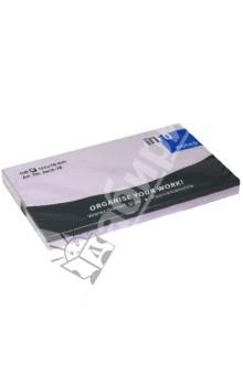 Блок-кубик для заметок с клейким краем, 125х75 мм, 100 листов (5855-78) Info Notes