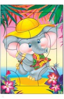 Развивающие рамки. Слоненок (2461)