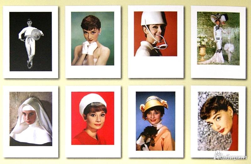 Иллюстрация 1 из 11 для Одри Хепберн. Портреты | Лабиринт - книги. Источник: Лабиринт