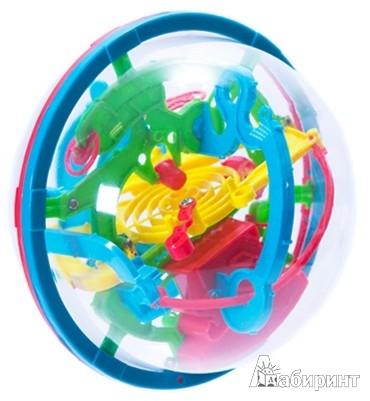 Иллюстрация 1 из 5 для Лабиринт трехмерный 100 шагов | Лабиринт - игрушки. Источник: Лабиринт