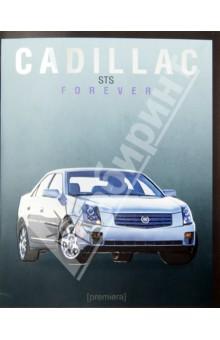 """Тетрадь в клетку """"Cadillac"""". 48 листов (35713)"""