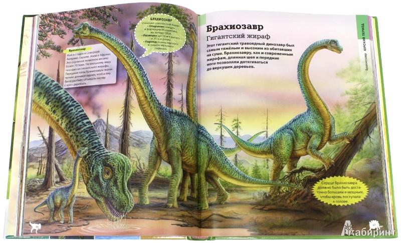Иллюстрация 1 из 15 для Динозавры. Иллюстрированная энциклопедия - Франциско Арредондо | Лабиринт - книги. Источник: Лабиринт