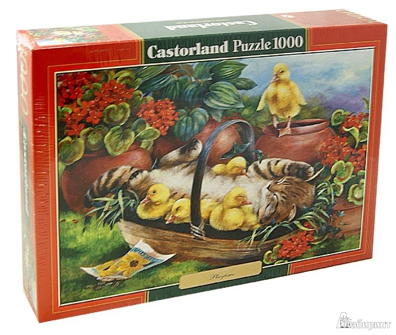 """Иллюстрация 1 из 7 для Puzzle-1000 """"Время игры"""" (C-102877)   Лабиринт - игрушки. Источник: Лабиринт"""