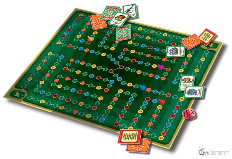 Иллюстрация 1 из 2 для Игра Чудовище Джио-Джанга (2479) | Лабиринт - игрушки. Источник: Лабиринт