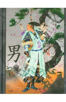 """Ежедневник недатированный """"Japanese collection. Кодекс самурая"""" (ЕЖ14616008)"""