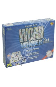 Настольная игра в слова Word Winder  (7204)Карточные игры для детей<br>Потрясающая интеллектуальная игра, смысл которой не только в выкладывании слов, но и в создании препятствий для противника и оборонительных линий, защищающих твои комбинации слов! Играй с друзьями, объединяйся в команды! Эта игра увлечет детей и взрослых любых возрастов.<br>Комплектация:<br>- 16 двухсторонних карточек для игры в Word winder<br>- 3 комплекта разноцветных прозрачных фишек<br>- 3 контейнера для фишек<br>- инструкция <br>Производство: Китай<br>