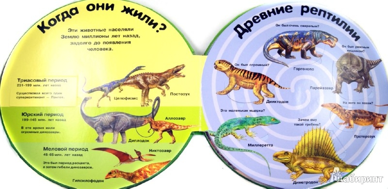 Иллюстрация 1 из 19 для Динозавры. Вопросы и ответы   Лабиринт - книги. Источник: Лабиринт