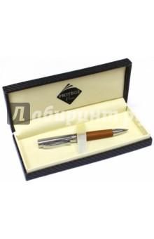 """Ручка шариковая """"Esthete"""" (коричневый цвет корпуса) (P27B brown)"""