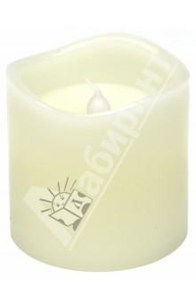 Свеча светодиодная белая (TZ 12401)