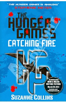 The Hunger Games 2. Catching Fire (original)Художественная литература на англ. языке<br>After winning the brutal Hunger Games, Katniss Everdeen returns to her district, hoping for a peaceful future. But Katniss starts to hear rumours of a deadly rebellion against the Capitol. A rebellion that she and Peeta have helped to create. As Katniss and Peeta are forced to visit the districts on the Capitol s cruel Victory Tour, the stakes are higher than ever. Unless Katniss and Peeta can convince the world that they are still lost in their love for each other, the consequences will be horrifying. This is the terrifying sequel to The Hunger Games.<br>