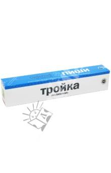 Настольная игра Тройка по русскому. Комплект карточек
