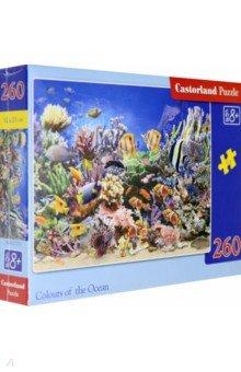 """Puzzle-260 """"Цвета океана"""" MIDI (B-27279)"""