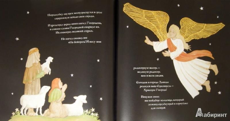 Иллюстрация 1 из 28 для История Рождества | Лабиринт - книги. Источник: Лабиринт