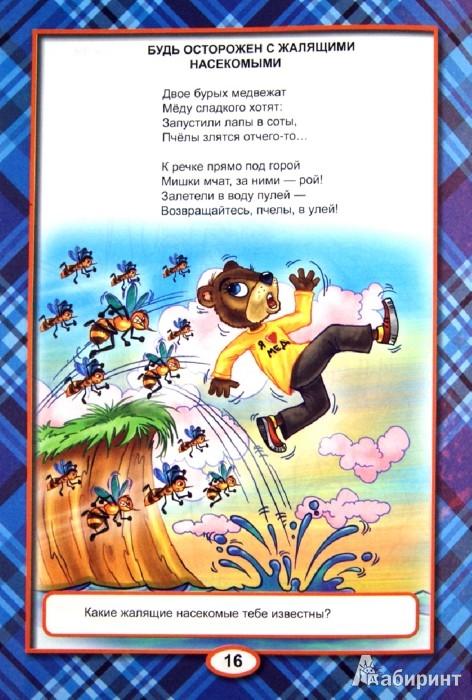 Иллюстрация 1 из 10 для Правила безопасности (для детей от 5 лет)   Лабиринт - книги. Источник: Лабиринт