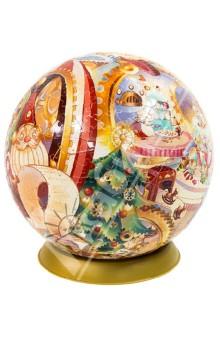 Настольная игра Мастерская Деда Мороза. Шаровый пазл (A2612_09)