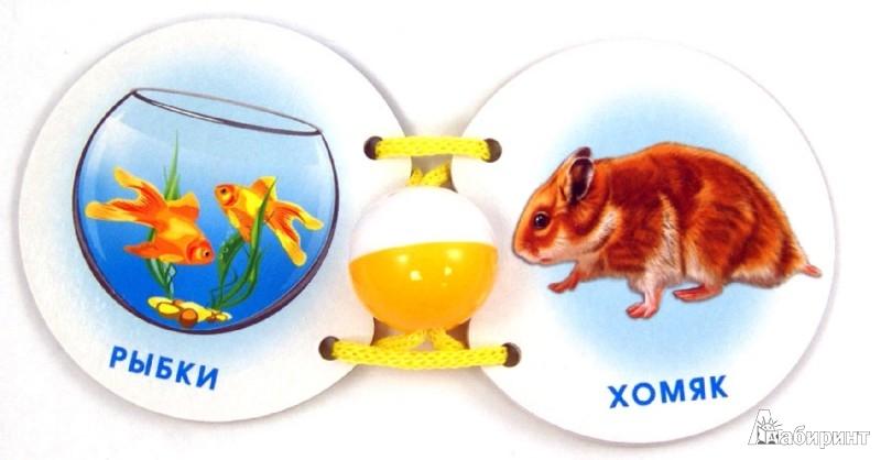 Иллюстрация 1 из 5 для Мои любимые зверушки. Погремушка маленькая | Лабиринт - книги. Источник: Лабиринт
