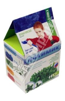"""Набор для выращивания кристаллов """"Зеленый кристалл"""" (Вкр-005)"""