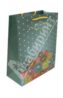 Пакет бумажный для сувенирной продукции 26x32.4x12.7 (32550)