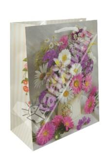 Пакет бумажный для сувенирной продукции 26x32.4x12.7 (32826)