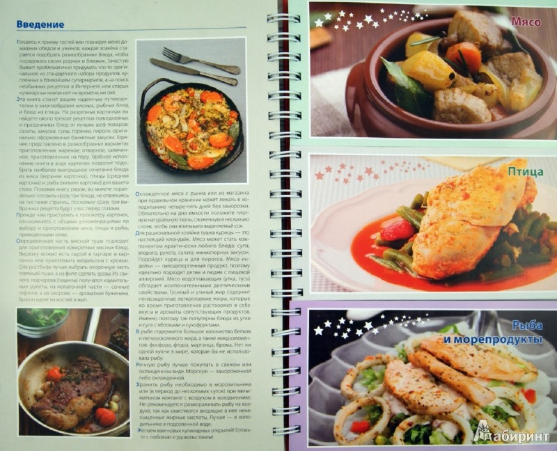 Иллюстрация 1 из 15 для Блюда из мяса, птицы, рыбы | Лабиринт - книги. Источник: Лабиринт